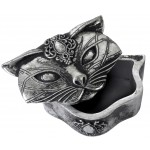 Sacred Cat Trinket Box at Egyptian Marketplace,  Egyptian Decor Statues, Jewelry & Art - God Statues & Museum Replicas