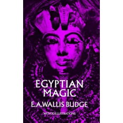 Egyptian Magic by EA Wallis Budge Egyptian Marketplace  Egyptian Decor Statues, Jewelry & Art - God Statues & Museum Replicas