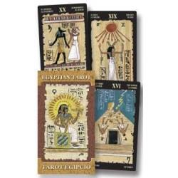 Egyptian Tarot Card Deck Egyptian Marketplace  Egyptian Decor Statues, Jewelry & Art - God Statues & Museum Replicas