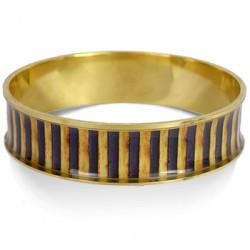 Egyptian King Tut Striped Bangle Bracelet Egyptian Marketplace  Egyptian Decor Statues, Jewelry & Art - God Statues & Museum Replicas