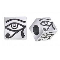 Eye of Horus Square Bead