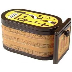 Egyptian Cartouche 6 Inch Box Egyptian Marketplace  Egyptian Decor Statues, Jewelry & Art - God Statues & Museum Replicas