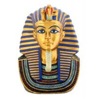Small Mask of King Tut Statue