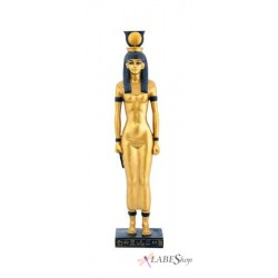 Hathor Egyptian Mother Goddess Statue Egyptian Marketplace  Egyptian Decor Statues, Jewelry & Art - God Statues & Museum Replicas