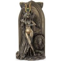 Priestess Egyptian Bronze Fantasy Art Statue