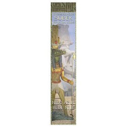Sobek Blue Nile Egyptian Incense Sticks - Pack of 3 Egyptian Marketplace  Egyptian Decor Statues, Jewelry & Art - God Statues & Museum Replicas