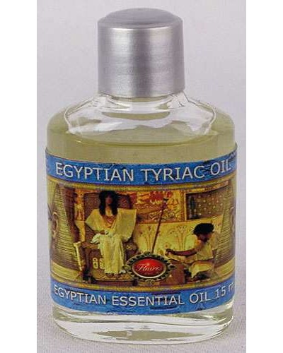 Tyriac Egyptian Essential Oil at Egyptian Marketplace,  Egyptian Decor Statues, Jewelry & Art - God Statues & Museum Replicas