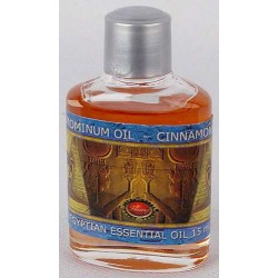 Cinnamon Egyptian Essential Oil Egyptian Marketplace  Egyptian Decor Statues, Jewelry & Art - God Statues & Museum Replicas