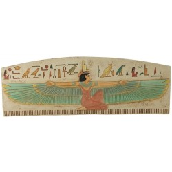 Winged Isis The Protector Wall Relief Egyptian Marketplace  Egyptian Decor Statues, Jewelry & Art - God Statues & Museum Replicas