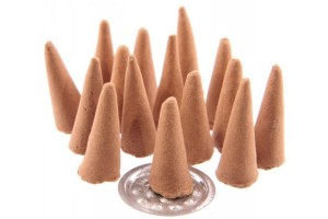 Cone Incense Egyptian Marketplace  Egyptian Decor Statues, Jewelry & Art - God Statues & Museum Replicas