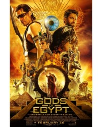 Gods of Egypt Movie Review