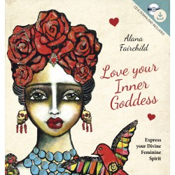 Love Your Inner Goddess Book and CD Set Egyptian Marketplace  Egyptian Decor Statues, Jewelry & Art - God Statues & Museum Replicas
