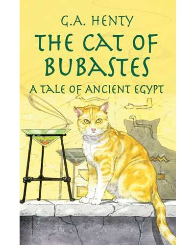 The Cat of Bubastes: A Tale of Ancient Egypt at Egyptian Marketplace,  Egyptian Decor Statues, Jewelry & Art - God Statues & Museum Replicas