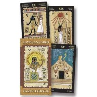 Egyptian Tarot Card Deck