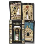 Egyptian Tarot Boxed Kit at Egyptian Marketplace,  Egyptian Decor Statues, Jewelry & Art - God Statues & Museum Replicas
