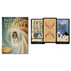 Egyptian Tarot Grand Trumps Card Set Egyptian Marketplace  Egyptian Decor Statues, Jewelry & Art - God Statues & Museum Replicas