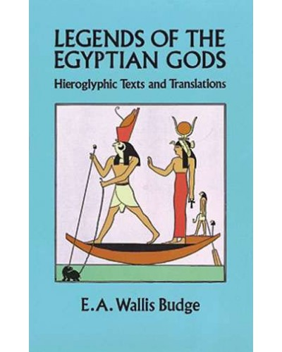 Legends of the Egyptian Gods - Hieroglyphic Texts and Translations at Egyptian Marketplace,  Egyptian Decor Statues, Jewelry & Art - God Statues & Museum Replicas