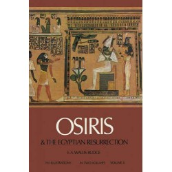Osiris and the Egyptian Resurrection Vol 2 Egyptian Marketplace  Egyptian Decor Statues, Jewelry & Art - God Statues & Museum Replicas
