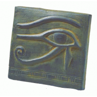Eye of Horus Small Plaque