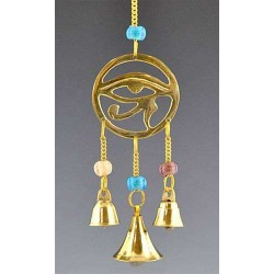 Egyptian Eye Protection Chime Egyptian Marketplace  Egyptian Decor Statues, Jewelry & Art - God Statues & Museum Replicas