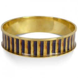 Egyptian King Tut Striped Bangle Bracelet Egyptian Marketplace  Egyptian Decor Statues, Jewelry & Art - God Statues & Museum Replicas