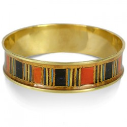 Egyptian King Tut Bangle Bracelet Egyptian Marketplace  Egyptian Decor Statues, Jewelry & Art - God Statues & Museum Replicas