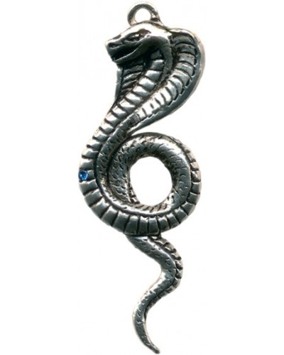 Wadjet Egyptian Cobra Necklace at Egyptian Marketplace,  Egyptian Decor Statues, Jewelry & Art - God Statues & Museum Replicas