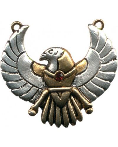 Winged Horus Egyptian Necklace