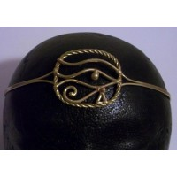 Eye of Ra Egyptian Bronze Circlet