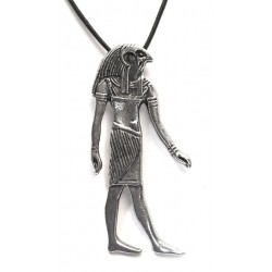 Horus Large Egyptian God Necklace Egyptian Marketplace  Egyptian Decor Statues, Jewelry & Art - God Statues & Museum Replicas