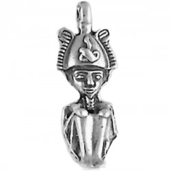 Osiris Pewter Necklace Egyptian Marketplace  Egyptian Decor Statues, Jewelry & Art - God Statues & Museum Replicas
