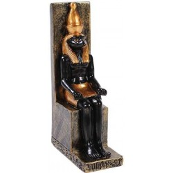 Horus Mini Egyptian God Statue