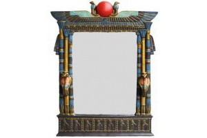 Mirrors  Egyptian Marketplace  Egyptian Decor Statues, Jewelry & Art - God Statues & Museum Replicas