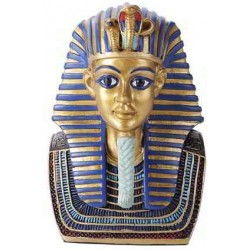 Golden Mask of King Tut Bust 5 Inch Statue Egyptian Marketplace  Egyptian Decor Statues, Jewelry & Art - God Statues & Museum Replicas