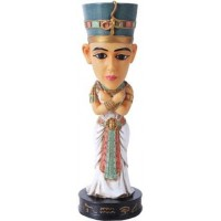 Nefertiti Egyptian Queen Bobblehead Statue