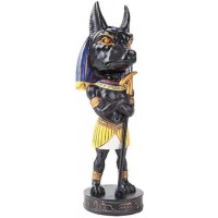 Anubis Egyptian God Bobblehead Statue