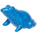 Egyptian Blue Heket Frog Statue at Egyptian Marketplace,  Egyptian Decor Statues, Jewelry & Art - God Statues & Museum Replicas
