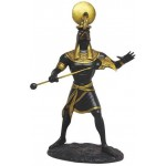 Ra Egyptian God of the Sun Back Statue at Egyptian Marketplace,  Egyptian Decor Statues, Jewelry & Art - God Statues & Museum Replicas