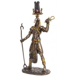 Thoth Egyptian God of Wisdom and Magic Statue Egyptian Marketplace  Egyptian Decor Statues, Jewelry & Art - God Statues & Museum Replicas