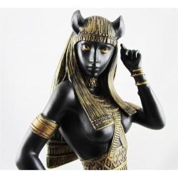 Bast Goddess Female Statue