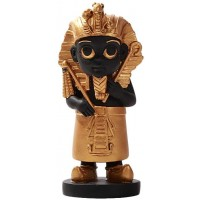 King Tut Little Egyptian Pharoah Statue