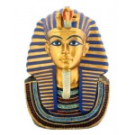 Small Mask of King Tut Statue at Egyptian Marketplace,  Egyptian Decor Statues, Jewelry & Art - God Statues & Museum Replicas