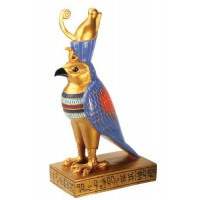 Horus Falcon Egyptian God Statue