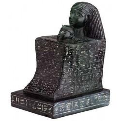 Senmut with Princess Nefrua Egyptian Statue Egyptian Marketplace  Egyptian Decor Statues, Jewelry & Art - God Statues & Museum Replicas
