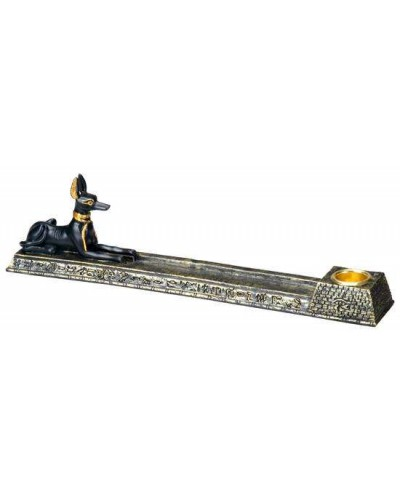Anubis Egyptian Dog Incense Burner
