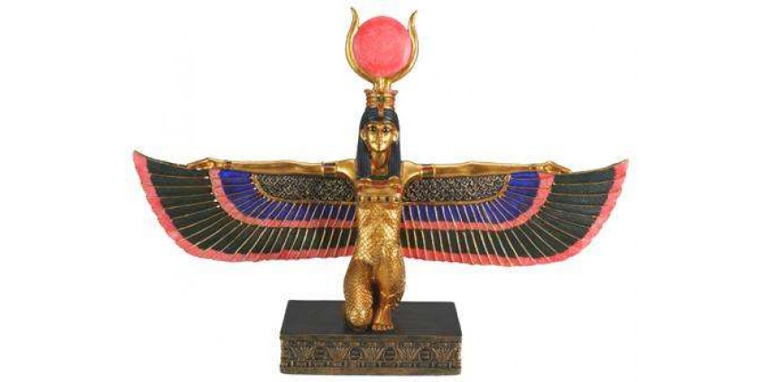 Isis - The Egyptian Goddess Isis Myths & Legends