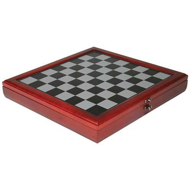chess board chess set game board for 3 inch chess pieces box storage