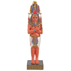 Ramses III Egyptian Pharoah Statue Egyptian Marketplace  Egyptian Decor Statues, Jewelry & Art - God Statues & Museum Replicas