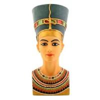 Nefertiti Egyptian Queen Small Bust Statue