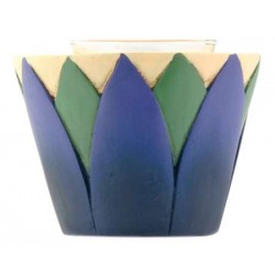 Lotus Votive Candle Holder